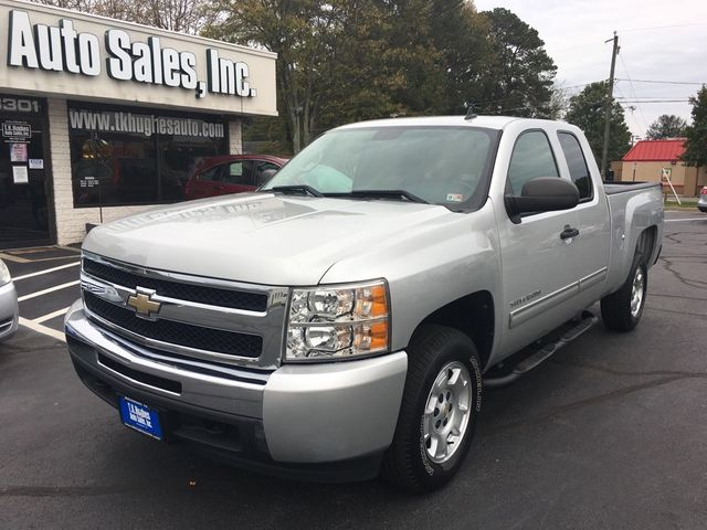 2010 Chevrolet Silverado 1500 LT in Richmond, VA, VA 23227