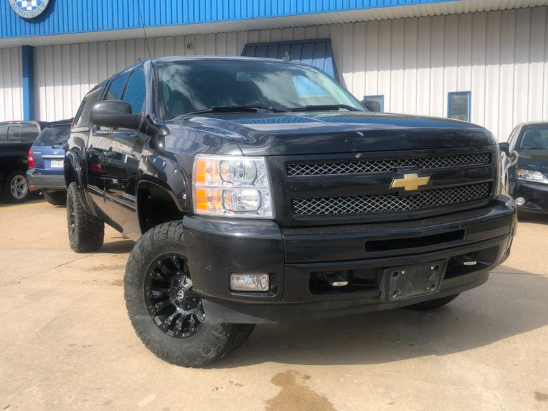 2010 Chevrolet Silverado 1500 LTZ 4X4 Z71 LEATHER 1 OWNER UPGRADED WHLS/TIRES  in Rowlett, Texas