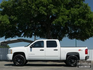 2010 Chevrolet Silverado 1500 Crew Cab LT Z71 5.3L V8 4X4 in San Antonio Texas, 78217
