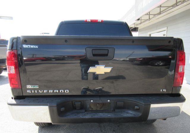 2010 Chevrolet Silverado 1500 LS south houston, TX 3