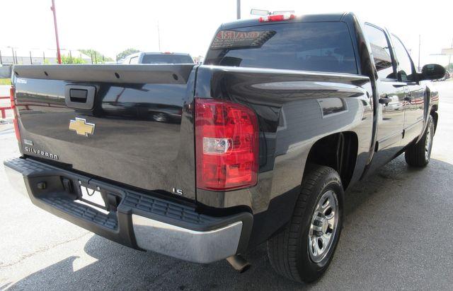 2010 Chevrolet Silverado 1500 LS south houston, TX 4