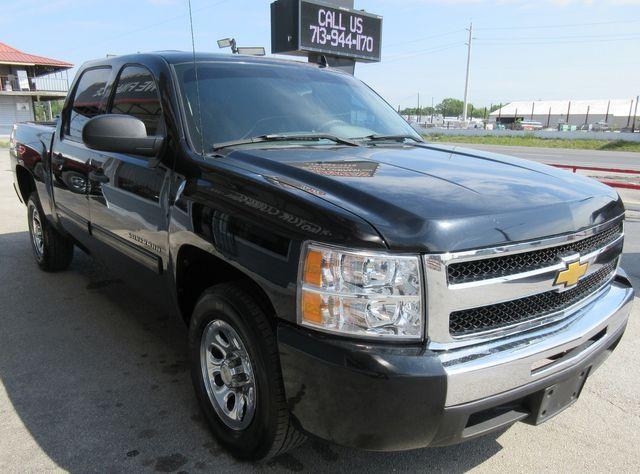 2010 Chevrolet Silverado 1500 LS south houston, TX 5