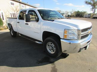 2010 Chevrolet Silverado 2500HD 4x4 Crew-Cab Shortbox   St Cloud MN  NorthStar Truck Sales  in St Cloud, MN