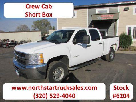 2010 Chevrolet Silverado 2500HD 4x4 Crew-Cab Shortbox  in St Cloud, MN