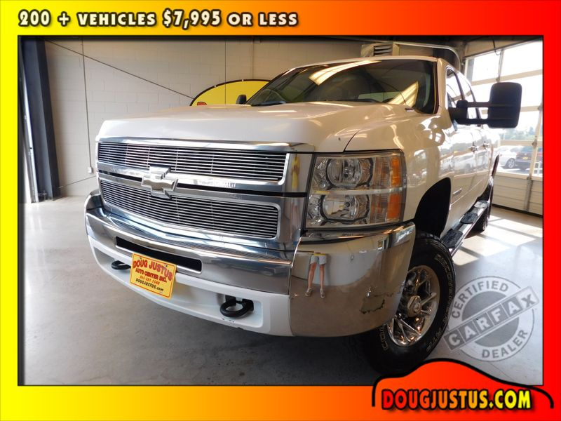 2010 Chevrolet Silverado 2500HD Work Truck  city TN  Doug Justus Auto Center Inc  in Airport Motor Mile ( Metro Knoxville ), TN