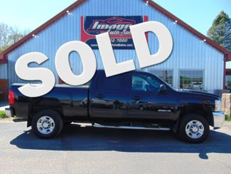 2010 Chevrolet Silverado 2500HD LT in Alexandria, Minnesota 56308