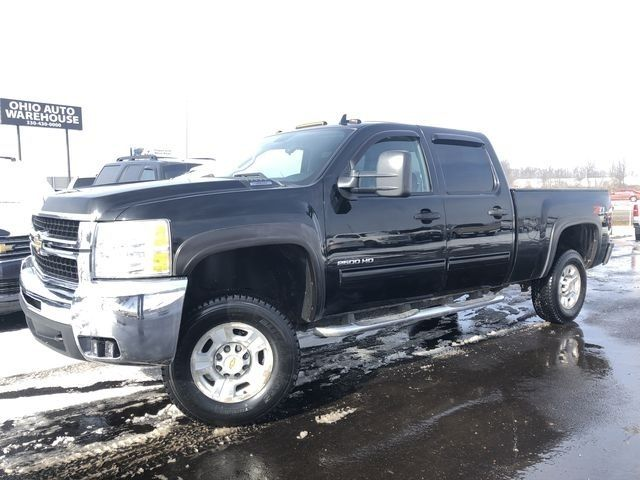 2010 Chevrolet Silverado 2500HD LT 4x4 Crew Cab 3/4Ton Clean Carfax We Finance | Canton, Ohio | Ohio Auto Warehouse LLC in Canton Ohio
