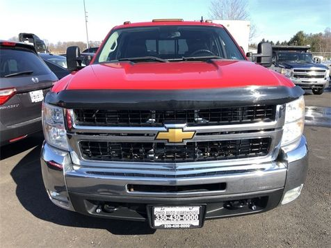 2010 Chevrolet Silverado 2500HD LTZ 4x4 Crew DURAMAX Diesel Navi Cln Carfax We ... | Canton, Ohio | Ohio Auto Warehouse LLC in Canton, Ohio