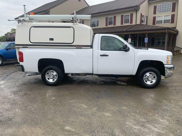 2010 Chevrolet Silverado 2500HD Work Truck Hoosick Falls, New York 2