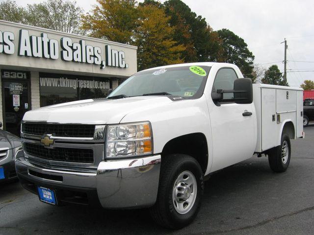 2010 Chevrolet Silverado 2500HD Work Truck Richmond, Virginia 1