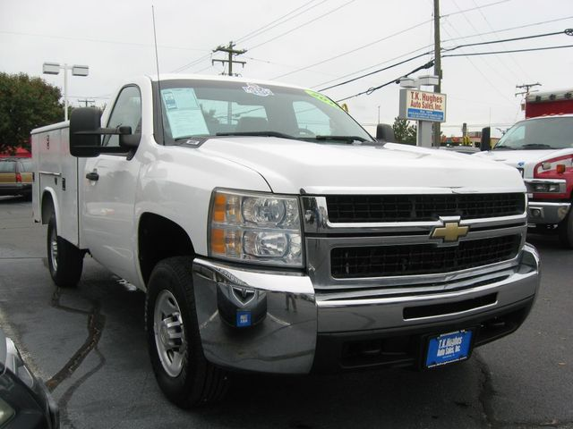 2010 Chevrolet Silverado 2500HD Work Truck Richmond, Virginia 3