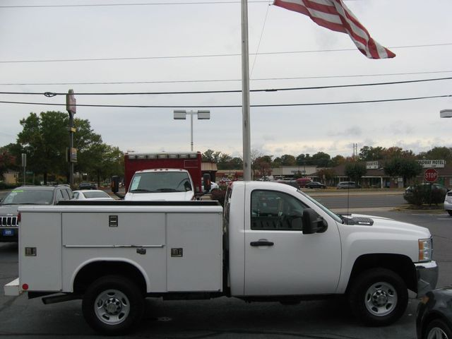 2010 Chevrolet Silverado 2500HD Work Truck Richmond, Virginia 4