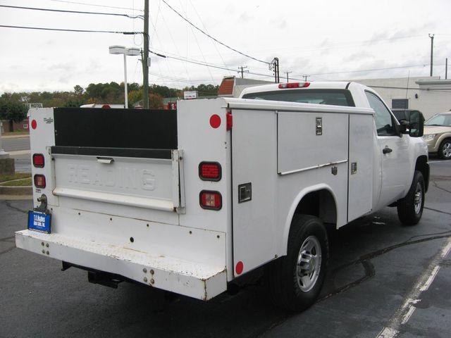 2010 Chevrolet Silverado 2500HD Work Truck Richmond, Virginia 5