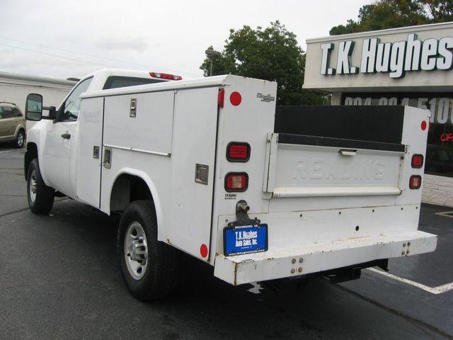 2010 Chevrolet Silverado 2500HD Work Truck Richmond, Virginia 7
