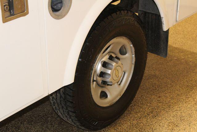 2010 Chevrolet Silverado 2500HD reg. cab utility truck Work Truck in Roscoe IL, 61073