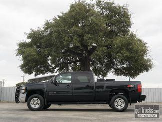2010 Chevrolet Silverado 2500HD Crew Cab LTZ Z71 6.6L Duramax Turbo Diesel 4X4 in San Antonio, Texas 78217