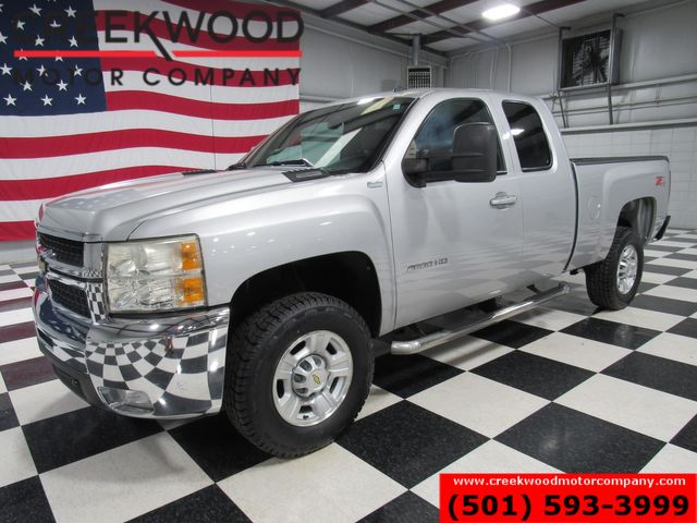 2010 Chevrolet Silverado 2500HD LTZ 4x4 Extended Cab 6.0L Gas New Tires Leather in Searcy, AR 72143