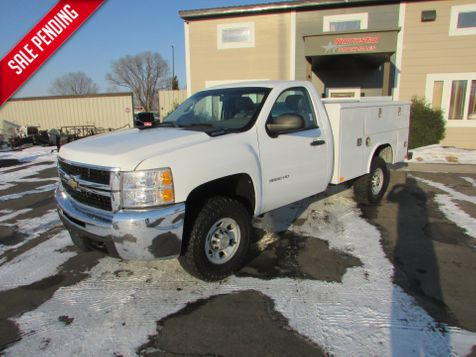 2010 Chevrolet Silverado 3500HD 4x4 Service Utility Box  in St Cloud, MN