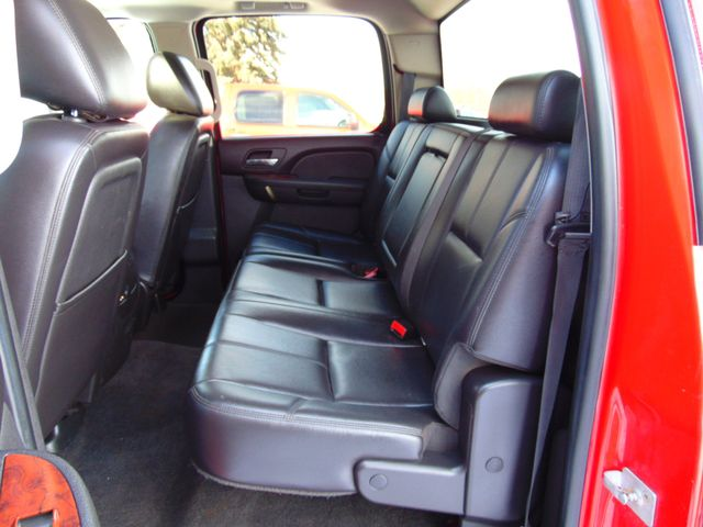 2010 Chevrolet Silverado 3500HD DRW LTZ Alexandria, Minnesota 14