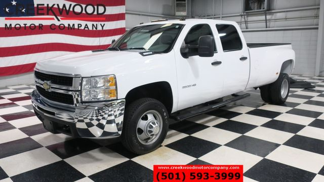 2010 Chevrolet Silverado 3500HD Work Truck LS 2WD Diesel Allison Dually White NICE in Searcy, AR 72143