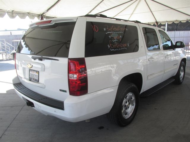 2010 Chevrolet Suburban LT Gardena, California 2