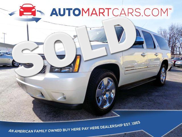 2010 Chevrolet Suburban LTZ   Nashville, Tennessee   Auto Mart Used Cars Inc. in Nashville Tennessee