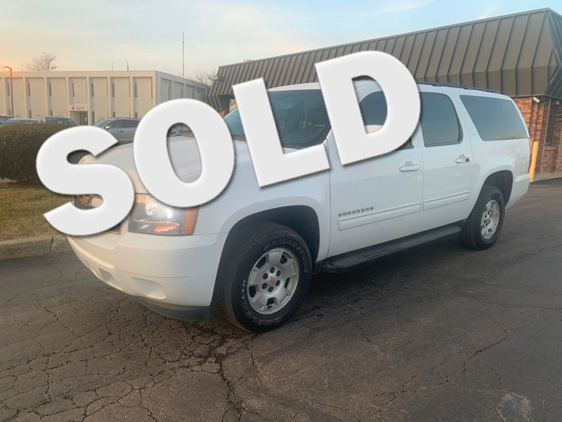 2010 Chevrolet Suburban LT in Pewaukee WI