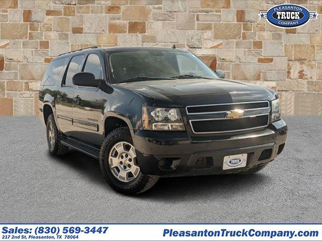 2010 Chevrolet Suburban LS