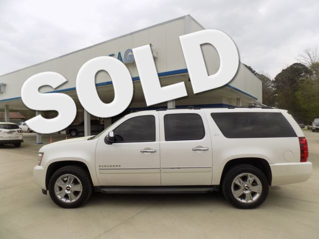 2010 Chevrolet Suburban LTZ in Sheridan, Arkansas 72150