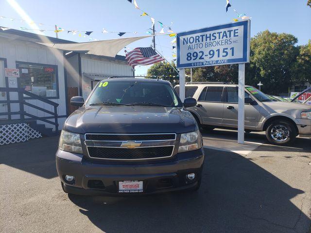 2010 Chevrolet Tahoe LT Chico, CA 1