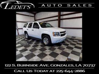 2010 Chevrolet Tahoe LS - Ledet's Auto Sales Gonzales_state_zip in Gonzales