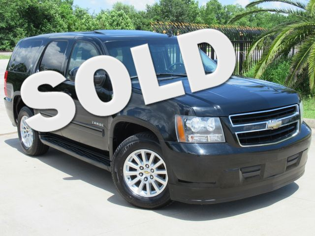 2010 Chevrolet Tahoe Hybrid  | Houston, TX | American Auto Centers in Houston TX