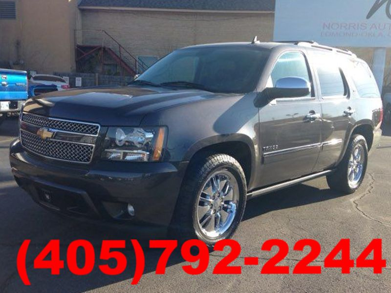 2010 Chevrolet Tahoe LTZ LOCATED AT 39TH SHOWROOM 405-792-2244 | Oklahoma City, OK | Norris Auto Sales (NW 39th) in Oklahoma City OK