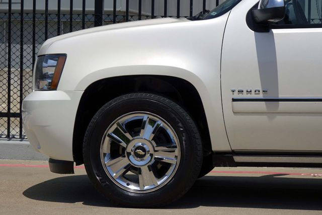 2010 Chevrolet Tahoe LTZ * Roof * DVD * Quads * PWR BOARDS * Blind Spot Plano, Texas 34