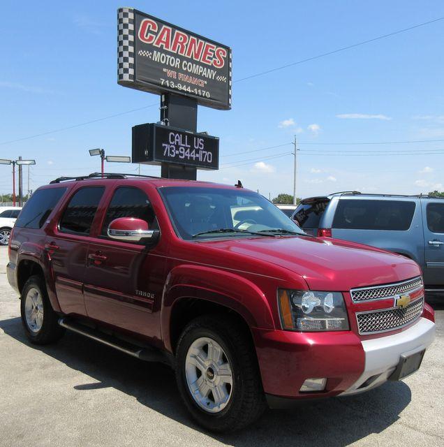 2010 Chevrolet Tahoe LT south houston, TX 4