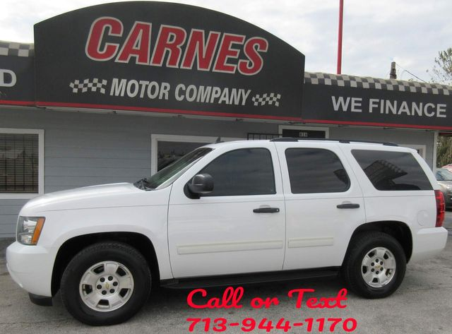 2010 Chevrolet Tahoe LS south houston, TX