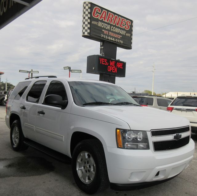 2010 Chevrolet Tahoe LS south houston, TX 4