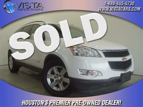 2010 Chevrolet Traverse LT w/2LT in Houston, Texas