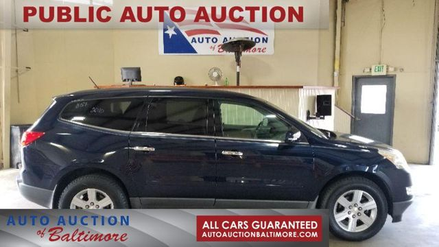2010 Chevrolet Traverse LT w/1LT | JOPPA, MD | Auto Auction of Baltimore  in Joppa MD