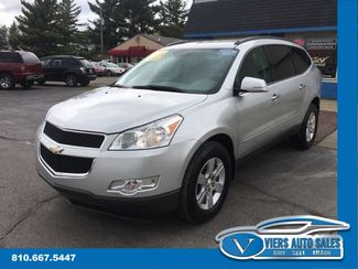 2010 Chevrolet Traverse LT AWD in Lapeer, MI 48446