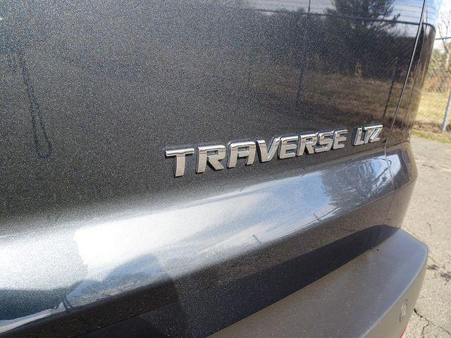 2010 Chevrolet Traverse LTZ Madison, NC 34
