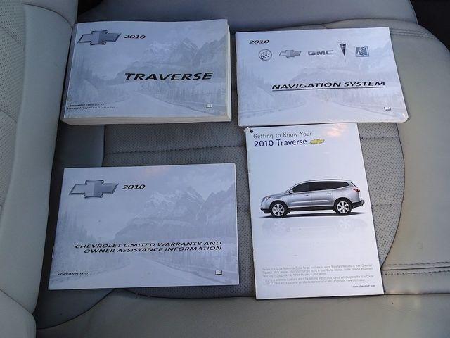 2010 Chevrolet Traverse LTZ Madison, NC 56