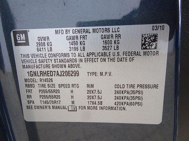 2010 Chevrolet Traverse LTZ Madison, NC 58