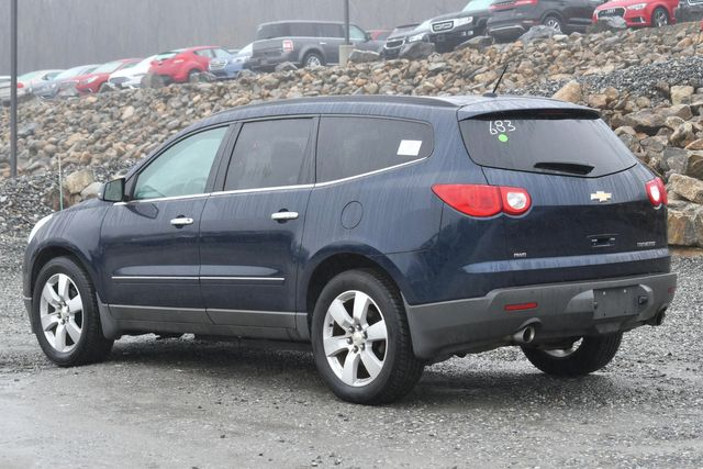 2010 Chevrolet Traverse LTZ Naugatuck, Connecticut 2