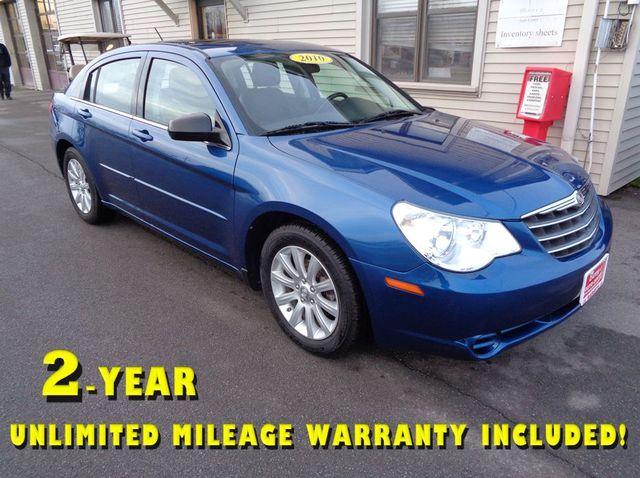 2010 Chrysler Sebring Limited in Brockport NY, 14420