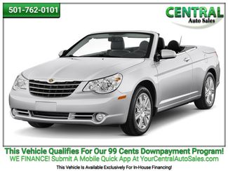 2010 Chrysler Sebring Touring   Hot Springs, AR   Central Auto Sales in Hot Springs AR