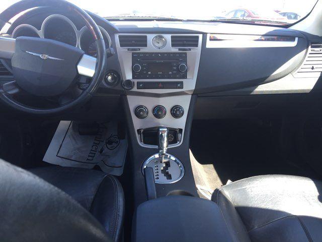2010 Chrysler Sebring Limited AUTOWORLD (702) 452-8488 Las Vegas, Nevada 6