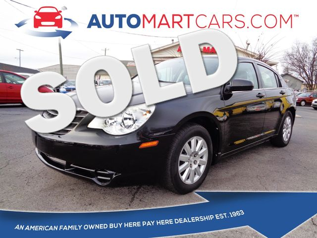 2010 Chrysler Sebring Touring | Nashville, Tennessee | Auto Mart Used Cars Inc. in Nashville Tennessee