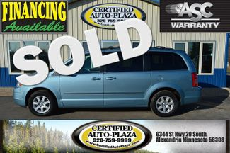 2010 Chrysler Town & Country Touring in  Minnesota