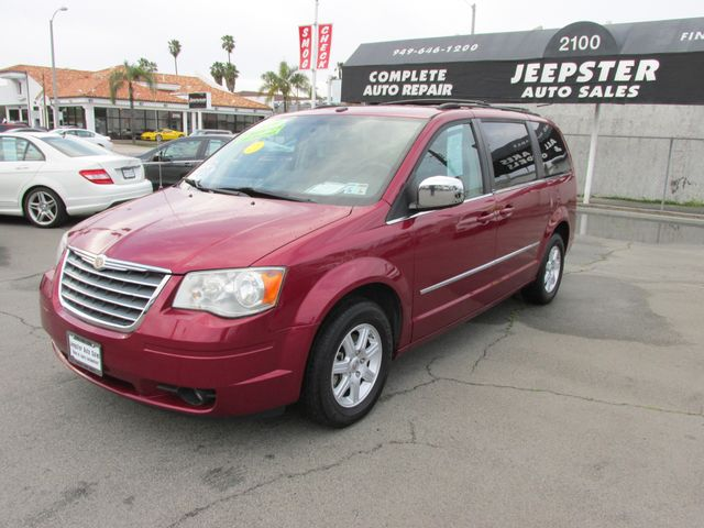 2010 Chrysler Town & Country Touring Plus in Costa Mesa, California 92627